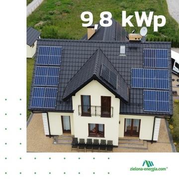 FOTOWOLTAIKA PREMIUM panele słoneczne 10kW