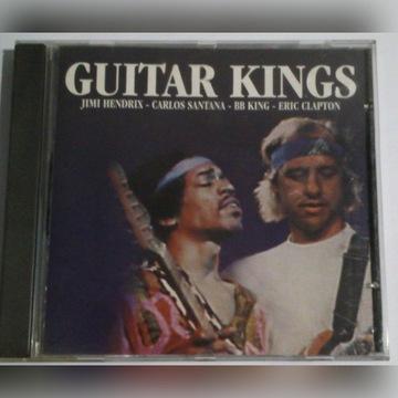 Guitar kings (CD) Hendrix Santana BB King Clapton