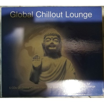 Global Chillout Lounge 5 CD