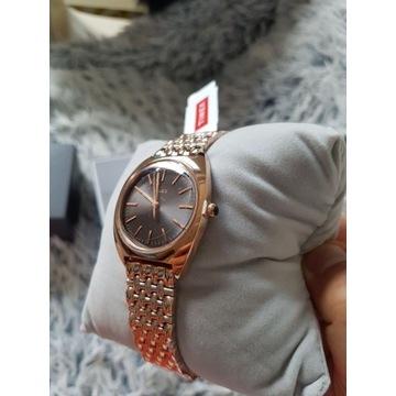 Zegarek złoty TIMEX TW2T90500 NOWY 36MCY gwarancja