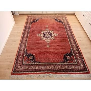 Piękny orientalny Indyjski ręcznie tkany dywan