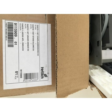 Hettich servo drive otwieranie szuflad EASYS