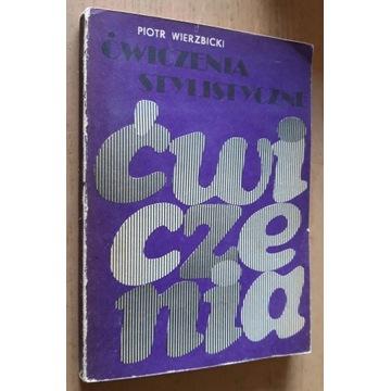 Ćwiczenia stylistyczne - Piotr Wierzbicki