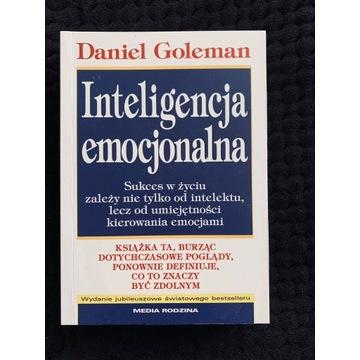 Inteligencja emocjonalna Autor: Daniel Goleman