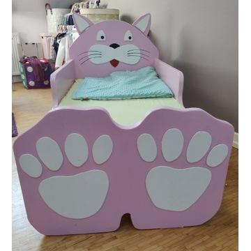 Łóżko dziecięce 3-7 lat 150*80,materac 140*70