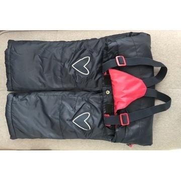 Spodnie zimowe narciarskie Coccodrillo (104) NOWE