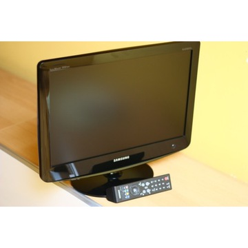 "Monitor tuner TV LCD 20"" Samsung SyncMaster 2032MW"