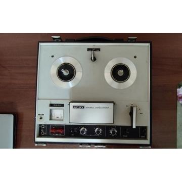 Magnetofon Szpulowy Sony TC-252 Japan