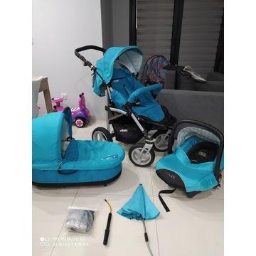 Okazja! Wózek dziecięcy BABY Design 3w1 Doskonały