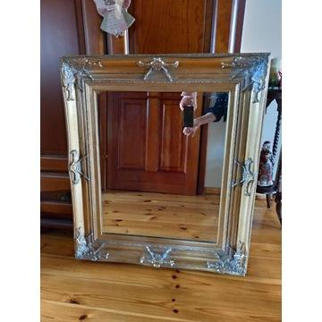lustro z grubą rama 72/84 cm