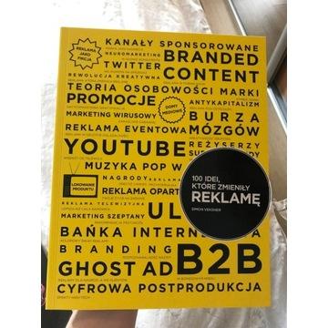 100 idei które zmieniły reklamę Simon Veksner
