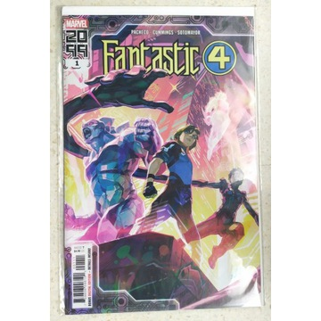 Fantastic Four 2099 #1 [Marvel Comics] [2020]