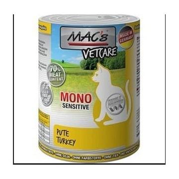 MAC´s Cat Mono Sensitive, 5 x 400 g