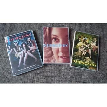 DVD, DZIEWCZYNY, S 01,02,03, WERSJA PL