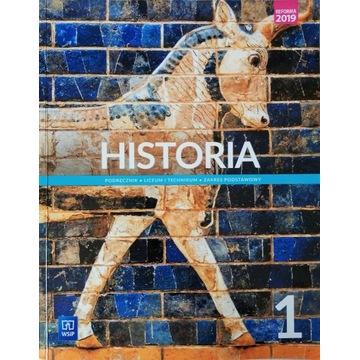 HISTORIA 1 LO PODRĘCZNIK PODSTAWOWY WSIP 2019