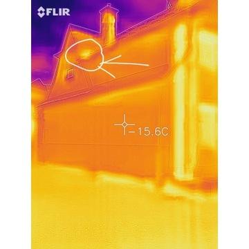 Kamera termowizyjna wynajem wypożyczenie