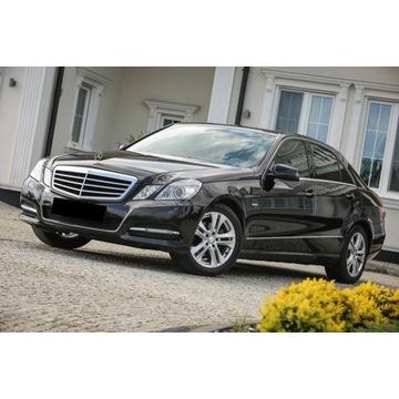 Mercedes Klasa E W212 DIESEL 2,2 CDI