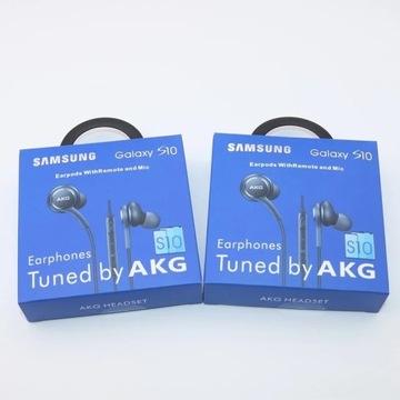 Oryginalne słuchawki douszne AKG Samsung