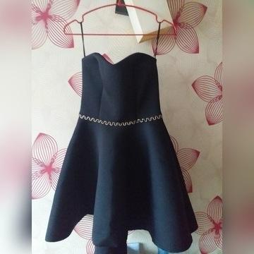 Sukienki rozmiar xs/s bardzo TANIO