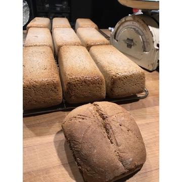 Chleb orkiszowy 100% z własnego gospodarstwa rol
