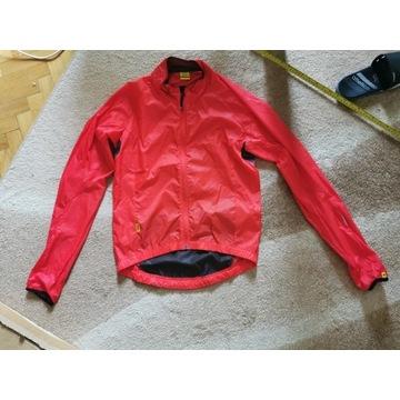 Kurtka męska rowerowa Mavic rozmiar M, czerwona