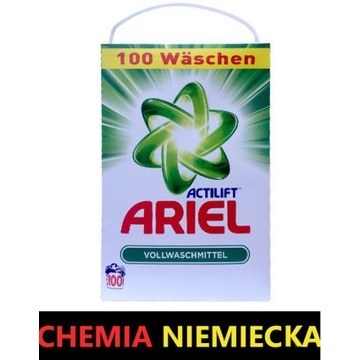 Proszek Araiel z Niemiec 100 prań