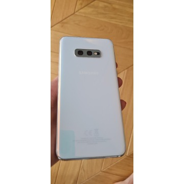 SAMSUNG GALAXY S10e Dual Sim Prism White