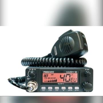 CB Radio. President Harry 3