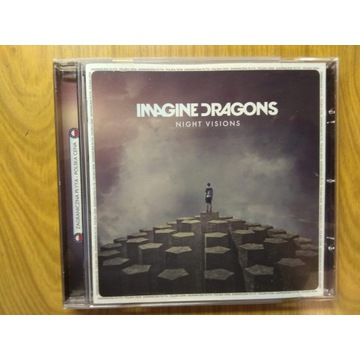Imagine Dragons Night Visions CD