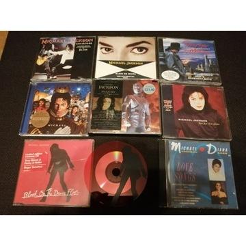 8 x CD MICHAEL JACKSON Pop History Limited Edition