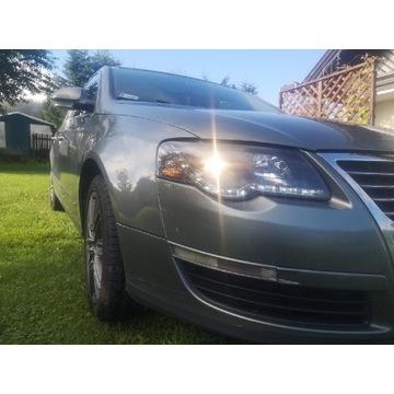 Passat b6 Sedan 2.0TDI DSG