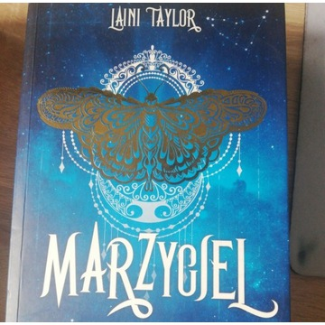 """Książka """"Marzyciel"""" Lani Taylor"""