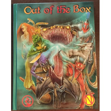 Out of the Box 5E - dodatek rpg nowy
