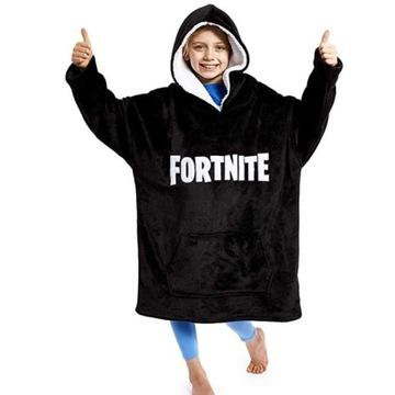 Fortnite bluza z kapturem dla chłopców