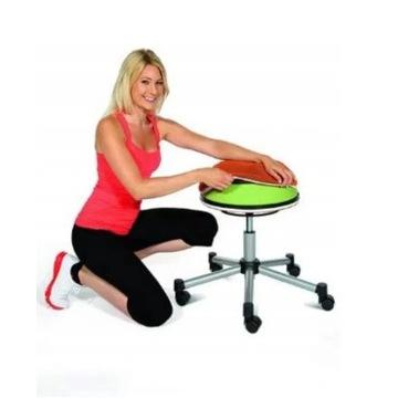 Krzesło Topstar Half Ball dla zdrowych pleców