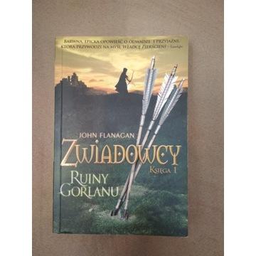 Zwiadowcy Ruiny Gorlanu tom 1