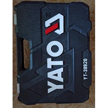 Zestaw narzędziowy Yato