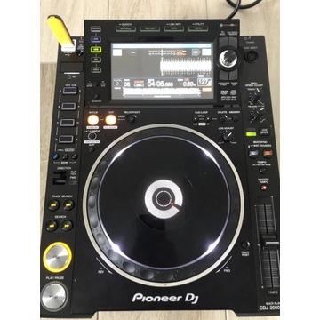 Pioneer CDJ 2000 nx2 nexus2 + torba UDG