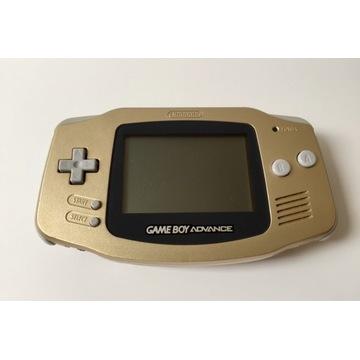 Game Boy Advance (złoty - limitowana edycja)