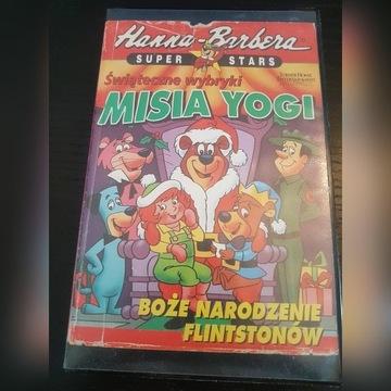 Hanna-Barbera - Miś Yogi / Flinstonowie VHS