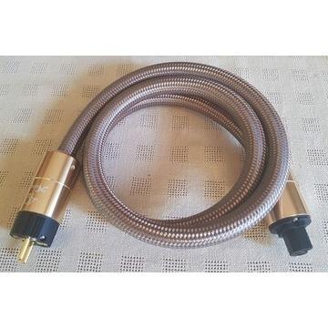 Audiofilski przewód zasilający Accuphase1,5 m