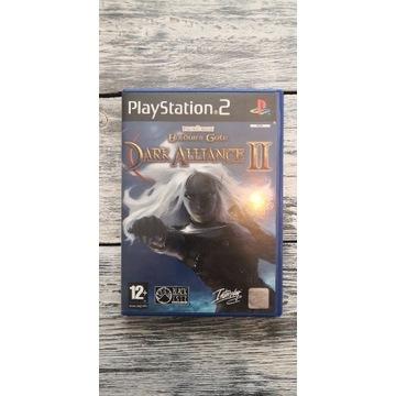 Baldur's Gate Dark Alliance 2 PS2 + Karta Pamięci!