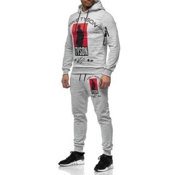 Nowy dres Mike Tyson . Nowa bluza + spodnie roz.XL