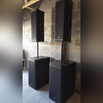 Line6 StageSource 2xL3T+2xL3S+case+statywy TANIO