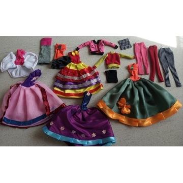 Ubranka dla Barbie nr 16
