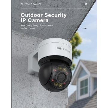 Kamera PTZ IP obrotowa 1080p BLITZWOLF