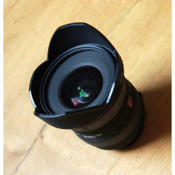 Sigma 10-20mm f/4-5.6 EX DC HSM (Canon Ef)