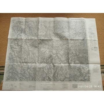 Stara mapa 1943 r
