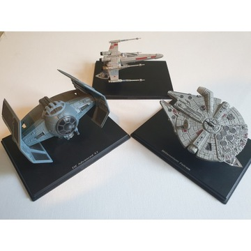 Star Wars – Kultowe statki i pojazdy (De Agostini)