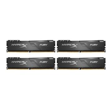 Pamięć RAMHyperX 16GB (4x4GB) 2666MHz CL15 Fury